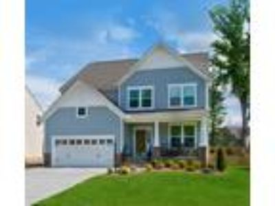The Grayson by HHHunt Homes: Plan to be Built