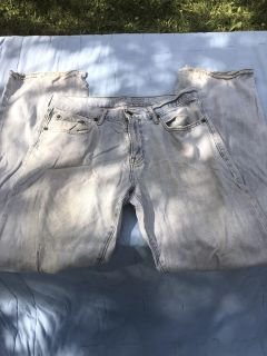 Men s old navy jeans size 32x34