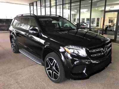 Used 2018 Mercedes-Benz GLS 4MATIC SUV