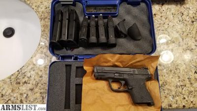 For Sale: Smith Wesson M&P9c