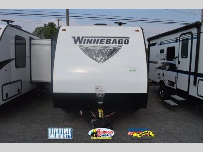 2019 Winnebago Industries Towables Micro Minnie 2106DS