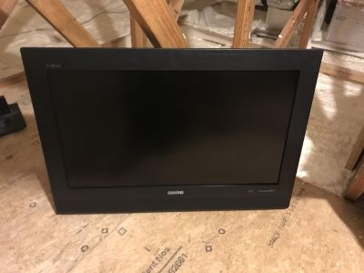 Sanyo 37 inch TV that mounts on wall