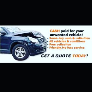 Cash Today For Junk Vehicles