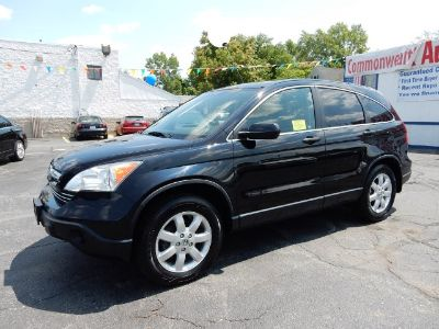 2007 Honda CR-V EX (Nighthawk Black Pearl)