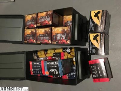 For Sale: Assorted 20 gauge - Federal Premium and Fiocchi