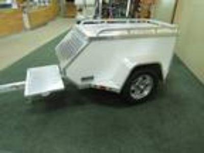 2020 Aluma MCTXL towable motorcycle trailer