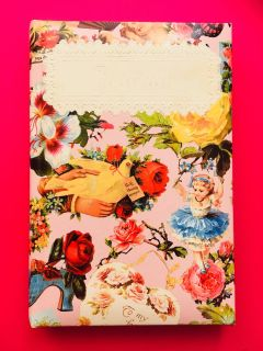 Vintage Style Journal Notebook