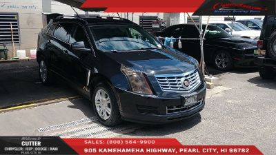 2013 Cadillac SRX Premium Collection (Black Ice Metallic)
