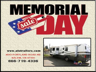 Used 2004 Holiday Rambler NEPTUNE 36PDQ-Motorhome