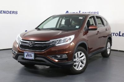 2015 Honda CR-V EX (Orange)