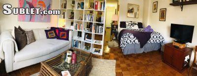 Studio Bedroom In Upper West Side