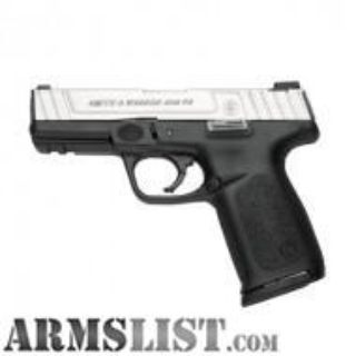For Sale: SMITH & WESSON SD9 VE 9mm 123900