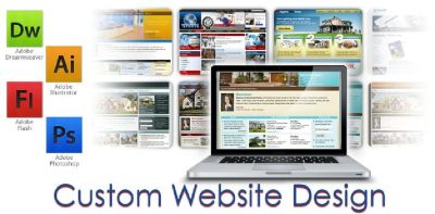 Build Your Brand with Custom Website Design