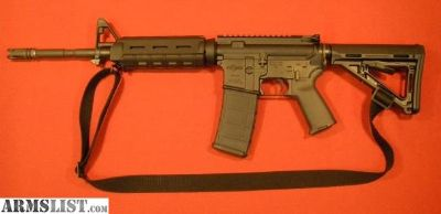 For Sale: CMMG .223/.556 AR never fired