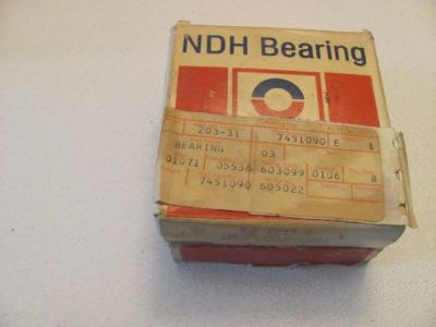 Find NOS Front Wheel Bearing, 63 Corvette motorcycle in California, Missouri, United States, for US $75.00