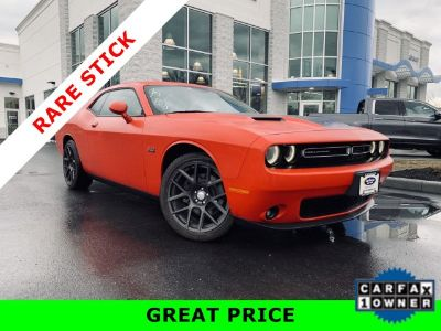 2016 Dodge Challenger R/T (Torred Clearcoat)