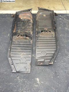 Super Beetle Floor Pans