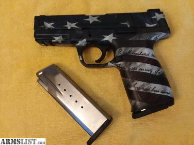 For Sale/Trade: Smith & Wesson .40