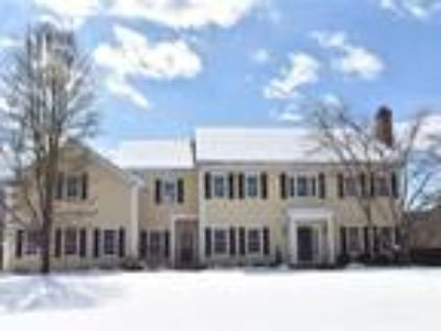 Young Bowker Custom Colonial, Designed with 3 Floors of Relaxed Family Living!