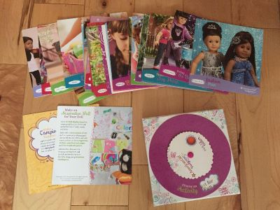 American Girl Truly Me Doll Activity Kit