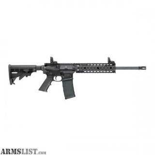 For Sale: S&W M&P 15T like new sale or trade