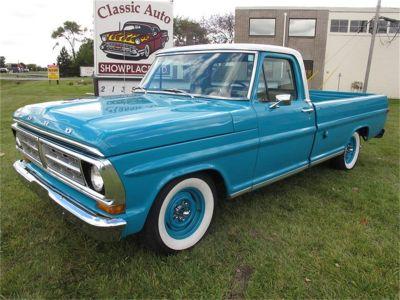 1971 Ford Ranger