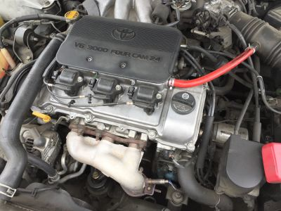 2003 TOYOTA SOLARA ENGINE