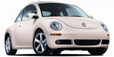 2006 Volkswagen New Beetle 2.5 (Black)