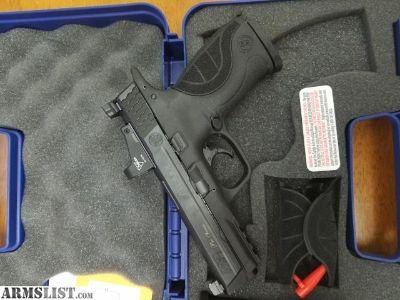 For Sale: S&W Pro Series CORE 9mm W/ Trojicon red dot