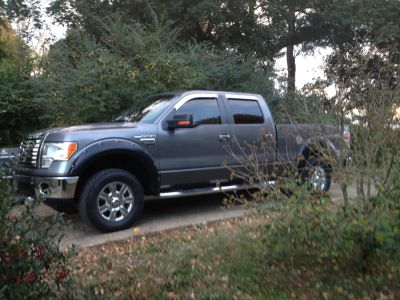 2010 F150, 4x4, SUPERCREW