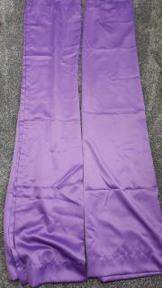 Blackout curtains(63 in long)