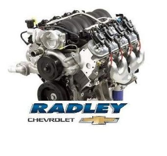 Find GM CHEVROLET CHEVY OEM Performance LS3 6.2L 376 / 430 HP Gen IV Engine 19301326 motorcycle in Fredericksburg, Virginia, United States, for US $5,849.99