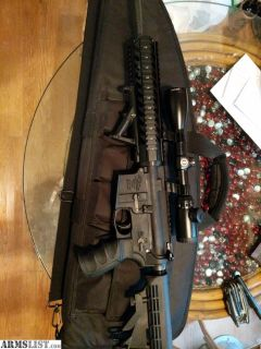 For Sale/Trade: Anderson AR-15 Package with Optic
