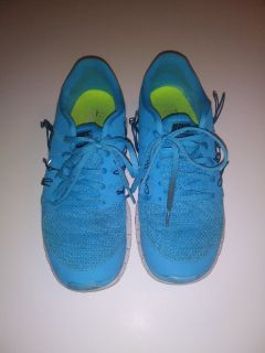 """NIKE"" 5.0 Training Shoes  'used"