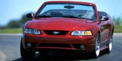 2001 Ford Mustang SVT Cobra (Blue)