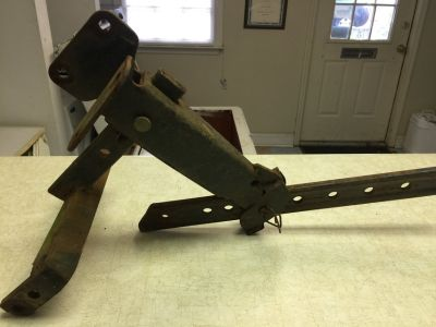 Plow for Lawn Tractor