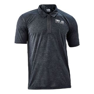 Find Troy Lee Designs Ride Polo Mens Bicycle Jersey Dark Gray 2XL motorcycle in Holland, Michigan, United States, for US $40.00