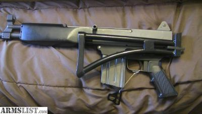 For Sale: BUSHMASTER PROTOTYPE ASSAULT RIFLE