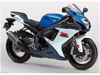 2011 Suzuki GSX-R750 SuperSport Motorcycles Houston, TX