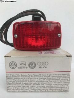 Rear Fog Light Auxiliary VW Nob