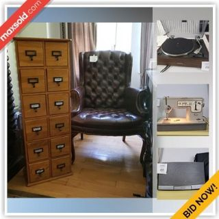 Norfolk Moving Online Auction - Ridge..