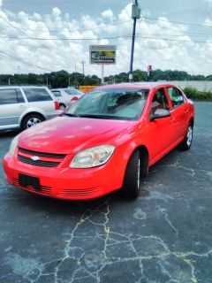 2006 RED CHEVROLET COBALT! BEAUTIFUL!