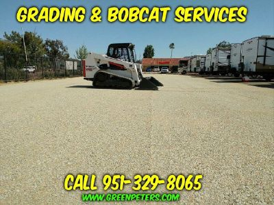 Land Grading for RV Parking, Driveway, Concrete, Landscape. Call Us