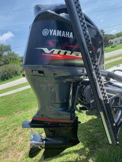 2014 250hp Yamaha SHO Outboard 20