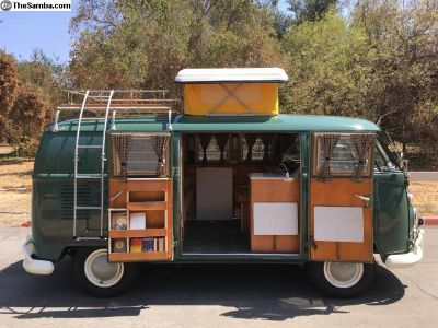 1967 Volkswagen Westfalia SO-42 Pop-Top Westy