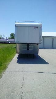 gooseneck car trailer