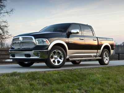 2018 RAM 1500 Big Horn (Red)