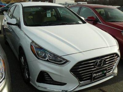 2018 Hyundai Sonata SEL 2.4L SULEV
