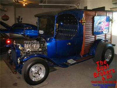 1915 ford Model T Ice Truck