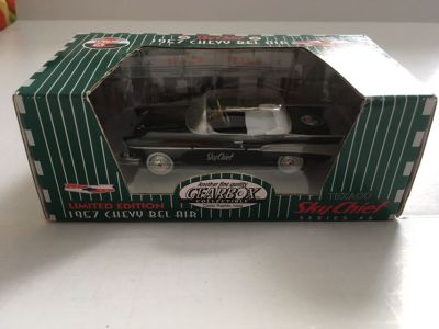 1957 Texaco Sky Chief Chevy Bel Air car LIMITED EDITION